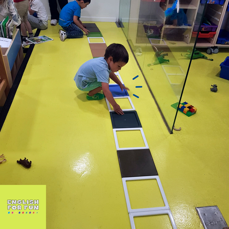 Free play with items that provoke children to be creative are best at home and at school.