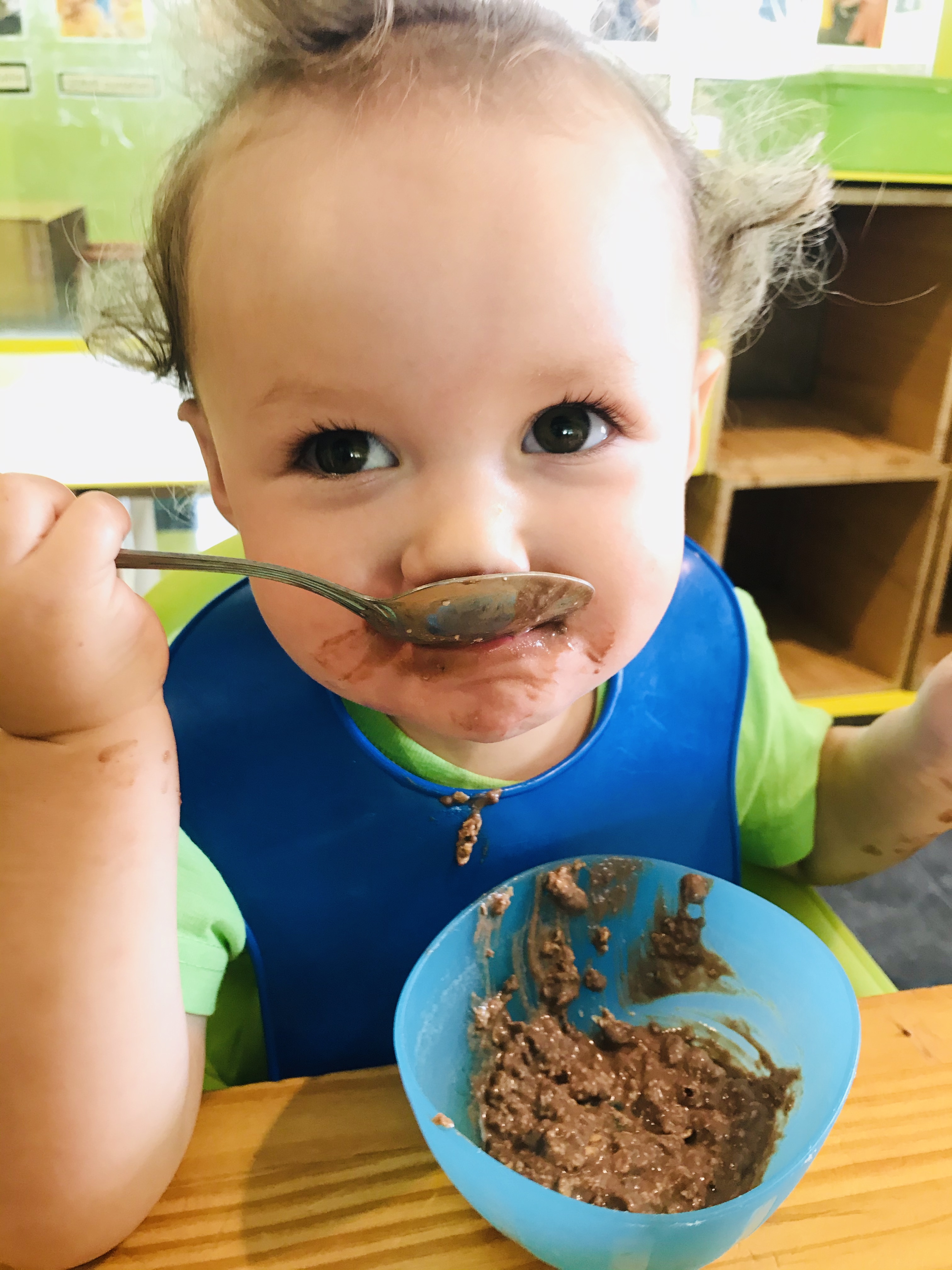 Overnight Chocolate Oats is healthy and happy snack for kids