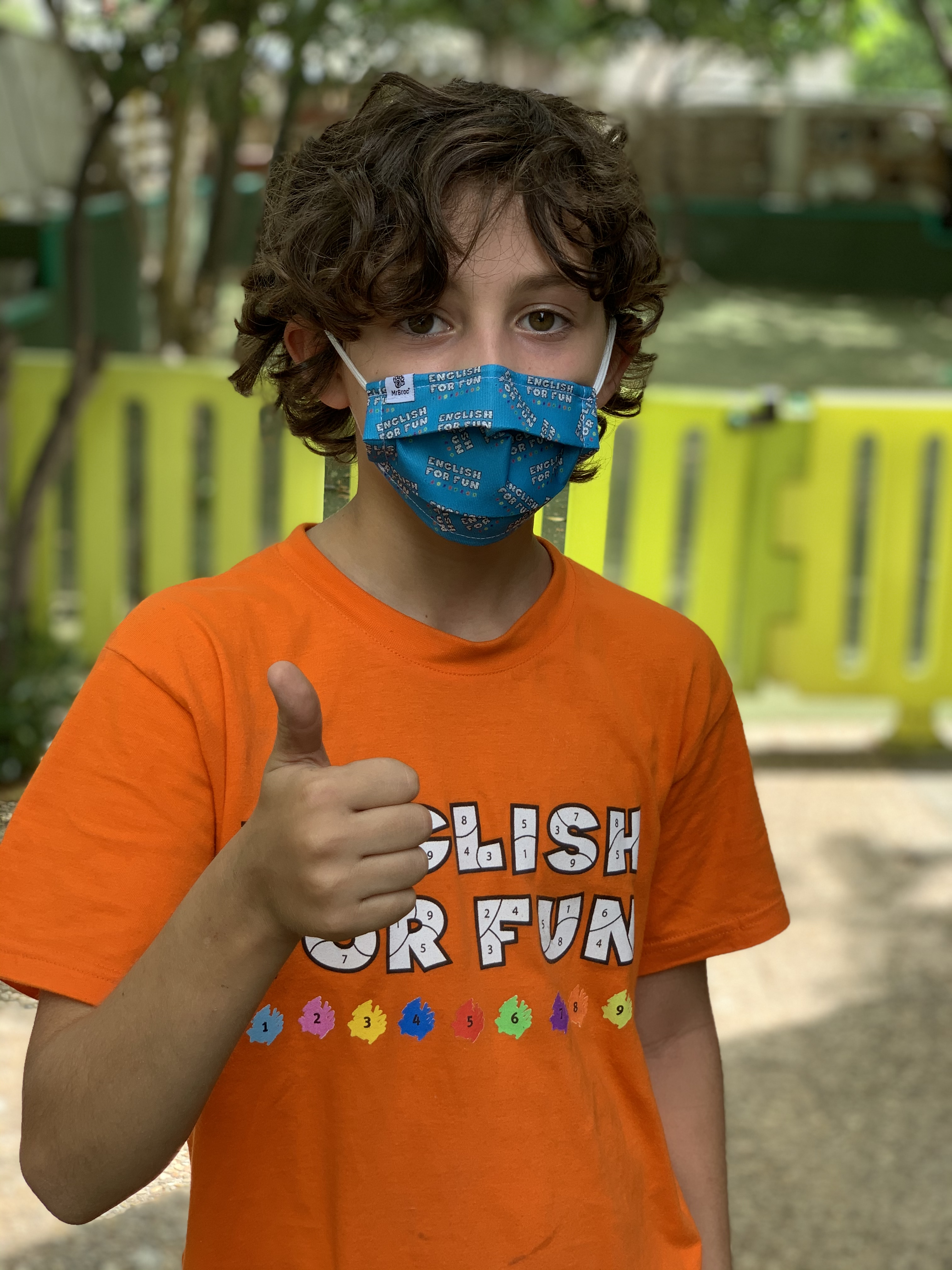 Rodrigo has been at camp since he was 4 years old and how he is preparing to be a junior counselor